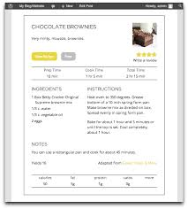 Recipe Card — WordPress Plugins