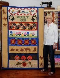 Brenda J. turned her quilt into Little Cottage Quilt Shop in ... & Brenda J. turned her quilt into Little Cottage Quilt Shop in Medina, TX Adamdwight.com