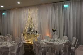 Draping And Fairy Lights For All Occasions Wedding Draping Lough Rea Hotel Galway Ireland Wow