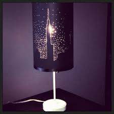 Diy Lampshade Starry Night Lamp Shade Diy By Tanya Memme As Seen On Home