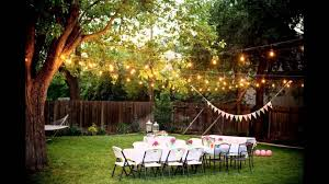 Can you pull off a backyard wedding? Courtesy of Backyard Ideas