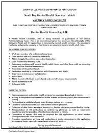 Resume Examples For Nurses Delectable Mental Health Nursing Resumes Goalgoodwinmetalsco