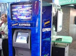 Blockbuster Vending Machines Unique Blockbuster Collapses Shutting Down 48 Stores In Desperate Bid To