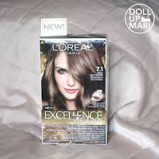 L Oreal Excellence Light Beige Brown