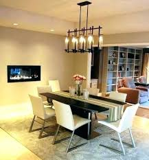 dining table chandelier long room lights pendants pendant by size cool height dining room light fixtures cool table chandelier size
