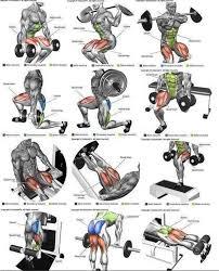 Mega Strong Legs Workout Yeah We Train Gym Workouts