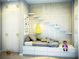 Small Kids Bedroom Designs Endearing Red And Grey Awesome Kid Bedroom Design And Decoration