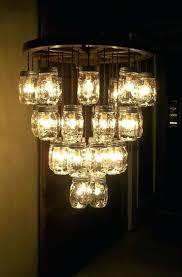 wagon wheel chandelier light fixtures wooden wagon wheel light fixture mason jars