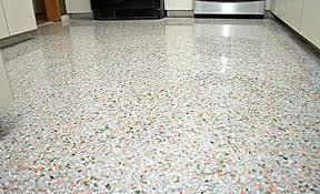 neo terrazzo floor tile by andy fleishman