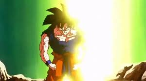 Goku Goes <b>Super Saiyan</b> For The First Time Remastered -720p ...