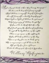 quote from the two gentlemen of verona by william shakespeare in quote from the two gentlemen of verona by william shakespeare in bickham script calligraphy by