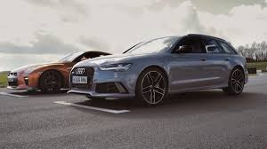 Watch: why Audi RS6 is the greatest family supercar ever made