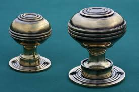 antique looking door knobs. Brass Door Knobs Georgian Antique Looking