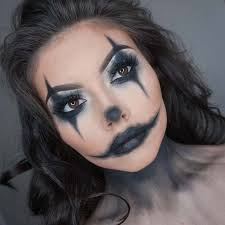 easy clown makeup