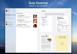 Quip - Introducing Quip Desktop