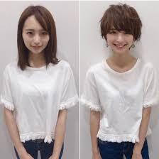 髪型だけで普通女子モテかわ女子にビフォーアフター画像集 Naver