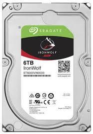 <b>Жесткий диск Seagate IronWolf</b> 6 TB ST6000VN0033 — купить по ...