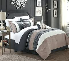 red brown bedding