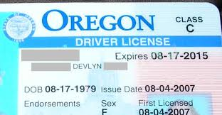 Driver's Oregon Licenses Rejects Illegal To Immigrants Giving