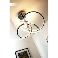 led ceiling lights brilliant light chrome 1 source moonraker costco