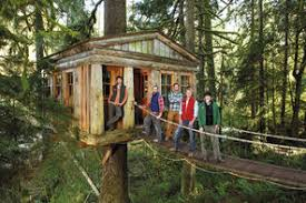 Treehouse Masters TV show has NW roots Television The Seattle Times