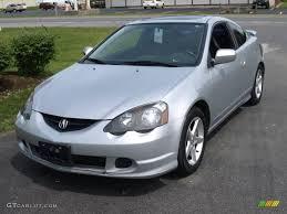 2002 Satin Silver Metallic Acura RSX Type S Sports Coupe #12048519 ...