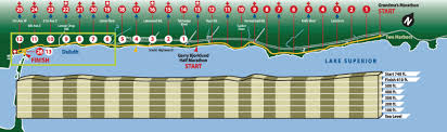 Nyc Marathon Elevation Chart Race Report 2011 Grandmas Marathon Part 1 The Course