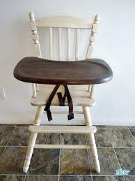 wooden high chair tray replacements wood high chair tray chairs seating antique wooden high chair with