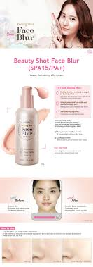 etude house beauty shot face blur supposedly etude house is a free korean brand
