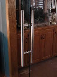 commercial offset door pulls. Full Size Of Door Handle:glass Pull Handle Nickel Backtoback Ladder Commercial Offset Pulls R