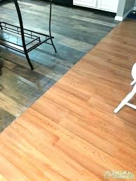 cottage oak by natural floors vinyl flooring floating plank transition strip smartcore installation cottag
