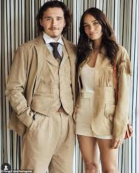Brooklyn Beckham And Hana Cross Spark Split Speculation