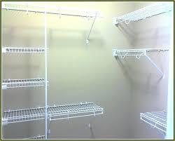closet metal shelving metal closet organizer systems ideas wire closet metal shelving metal closet organizer systems