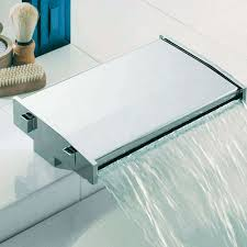 Roca Bathroom Accessories Cheap Roca Showers Azud Deck Mounted Waterfall Bath Spout 505300710