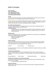 Cashier Skills On Resume Cachxoahinhxam Org
