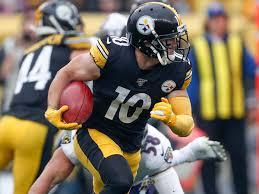 Little Used Wr Ryan Switzer Is Steelers Emergency Qb Nfl Com