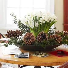 Bring two seasons together with an eclectic centerpiece Match your flower  arrangements ...