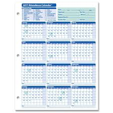 Attendance Tracking Template Classy Yearly Attendance Tracker RS Templates