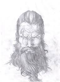 Odins Face Google Search Tetovani Tetování Vikingové Kresby