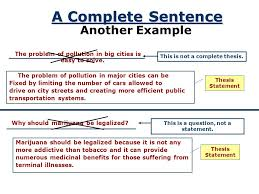 the thesis statement a road map for your essay essay introduction  7 key