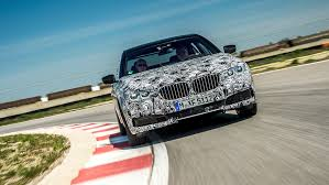 BMW Convertible funny bmw complaint : BMW 7-series prototype (2016) review by CAR Magazine