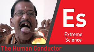 Over <b>500W</b> of Electricity Conducts Through His Body: Superhuman ...
