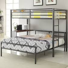 Image Drawers Nedra Twin Over Full Lshaped Bunk Bed Wayfair Harriet Bee Nedra Twin Over Full Lshaped Bunk Bed Reviews Wayfair