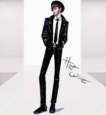 Hayden Williams Fashion Illustrations The Moto Jacket By Hayden