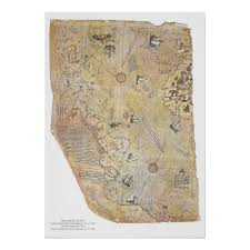 World Map Posters Piri Reis World Map Posters