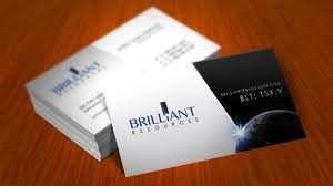 Professional Business Card Design And Printing In Toronto
