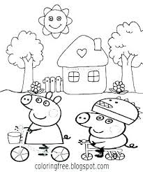Peppa Pig Color Pages Printable Coloring Pages Pig Best Pig Coloring