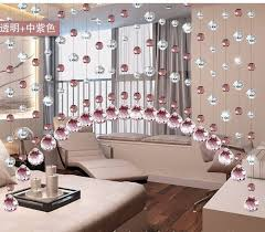 top quality nice glass beads curtain diy crystal curtain for home