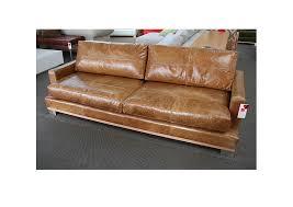 lichfield sofa in leather