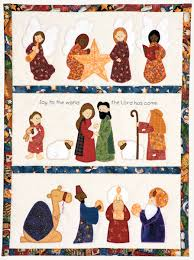 Nativity Scene Wall Hanging – Quilting and Quilt Patterns   crafts ... & Nativity Scene Wall Hanging – Quilting and Quilt Patterns Adamdwight.com